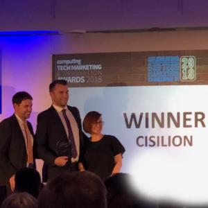 Tech Marketing awards